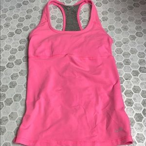 Champion XS Built in Bra Work Out Tank